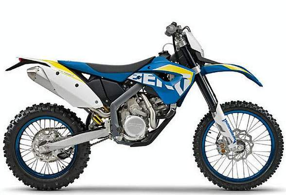 Product picture husaberg fe 450-570 operation manual  -09-